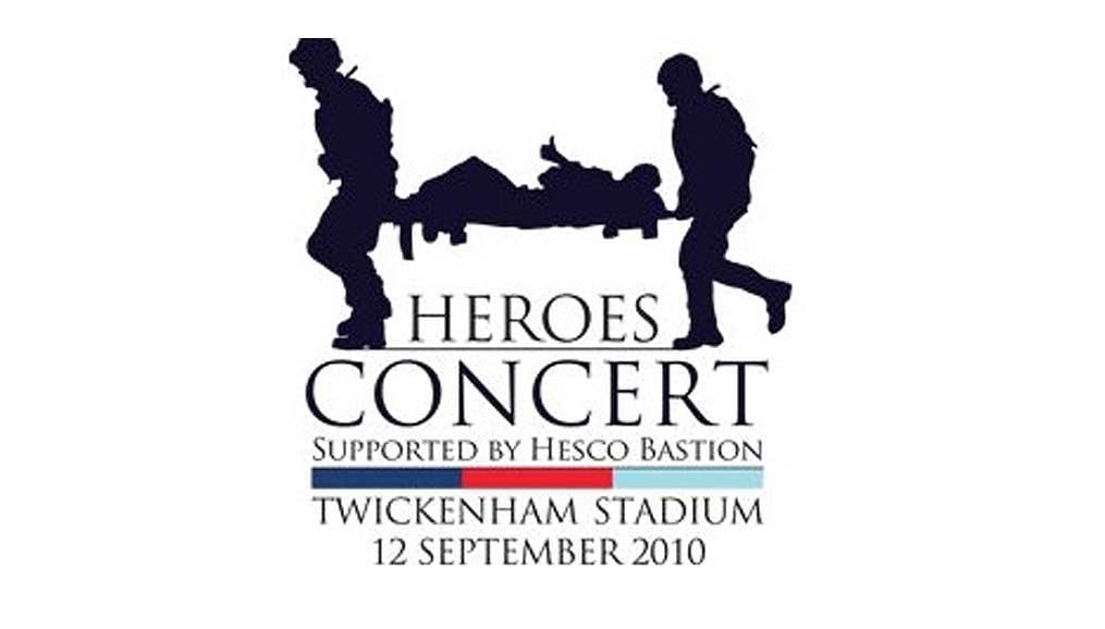 help for heroes concert 2010