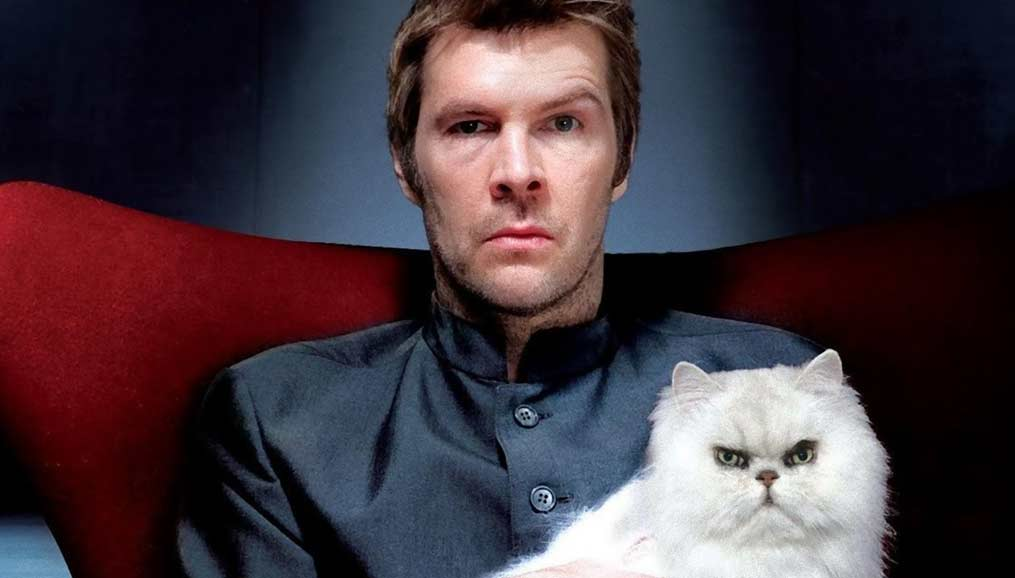 Rhod Gilbert & The Cat That Looked Like Nicholas Lyndhurst photo