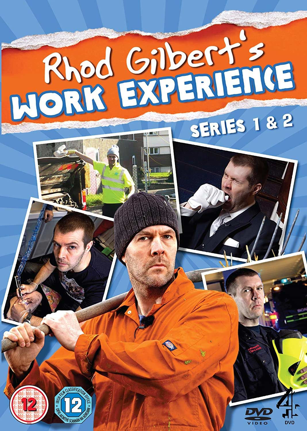 work experience dvd cover