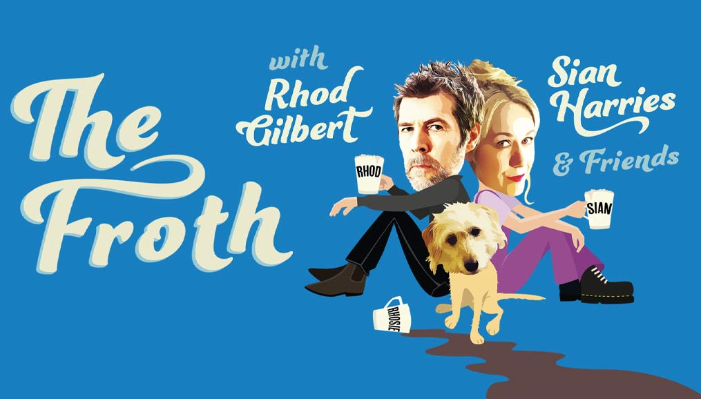 The Froth podcast illustration
